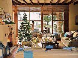 Spanish Home Decor Beautiful Christmas Decor In A Spanish Home