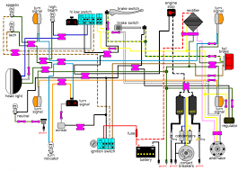 bare bones wiring diagram especially when compared to my stock diagram