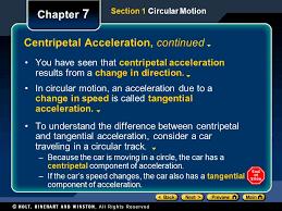 8 centripetal acceleration continued
