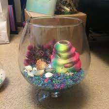 Decorative Fish Bowls Best Fish Bowl Decorations Use Foe Real Goldfish Or Just As A 21