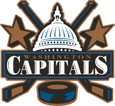Washington Capitals Logo, 2002-2007 - DetroitHockey.Net