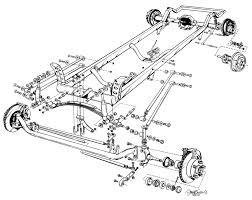 Chassis exploded view