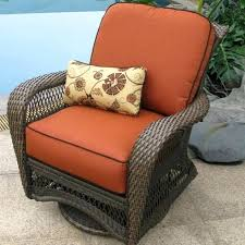 longboat key incline wicker swivel glider com pertaining to rattan rocking chair ideas 2 patio chairs