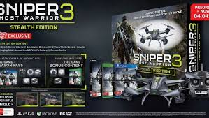 Georgia is divided by three maps: Sniper Ghost Warrior 3 Stealth Edition Revealed Impulse Gamer