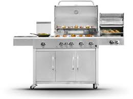 kenmore elite grill. kenmore grills deliver trusted grilling performance while giving backyard chefs an opportunity to turn their backyards into outdoor kitchens worthy of the \u201c elite grill
