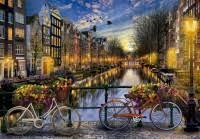 "<b>Пазл</b> ""Амстердам"" (<b>2000</b> деталей) | Купить с доставкой | My-shop.ru"