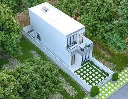 Chia sẻ: Thiết kế Sân Vườn cho Nhà Ống Siêu đẹp - Không thể bỏ lỡ
