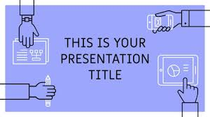 Company Presentation Template Ppt Free Business Google Slides Themes Powerpoint Templates