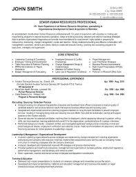 Human Resource Resume Samples Download Hr Manager Resume Samples ...