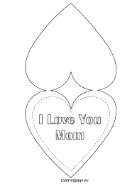 Small Picture Cool Coloring Sheets Love You Mom Coloring Pages Cool