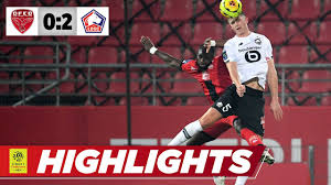 Lille verwaltet eiskalt Platz 1 | Dijon – Lille 0:2 | Ligue 1