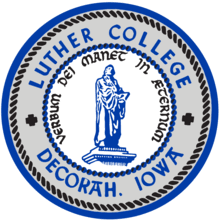 Image result for luther college
