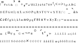 Download Garamond Tribal Garamond Free Font In Ttf Format For Free Download