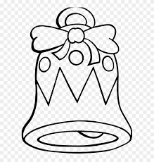 Belle Coloring Pages With Printable Bell Coloring Pages Christmas