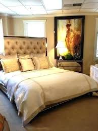 Mirrored Bed Nautical Bedroom Color Theme With Mirrored Bed And ...