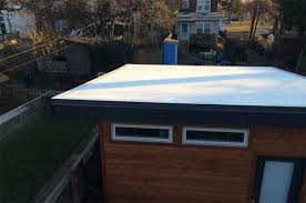 residential flat roof. new flat roof residential