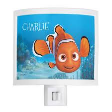 Finding Nemo Night Light Finding Dory Nemo Add Your Name Night Light Finding Dory