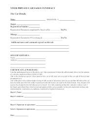 Used Car Sale Agreement Template Installment Sale Agreement Template Motor Vehicle Sales