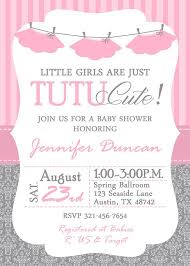 Humorous Baby Shower Invitations
