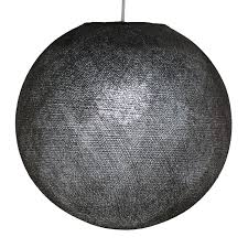 graphite round fabric lampshade round lamp shade for pendant lights hanging lights chandelier 100 handmade