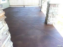 stained concrete floor floors diy south africa cement cleaner