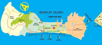 map boracay philippines