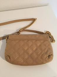 Marc Jacobs Nude Leather Quilted Cross Body Bag - Tradesy & Marc Jacobs Quilted Cross Body Bag. 1234567 Adamdwight.com