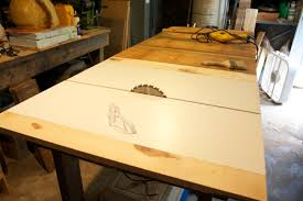 workbench plans with table saw. table saw workbench plans with