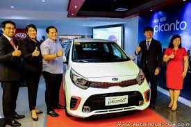 2018 kia picanto.  2018 2018 kia picanto makes philippine debut throughout kia picanto