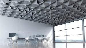 Decorative Acoustical Ceiling Tiles
