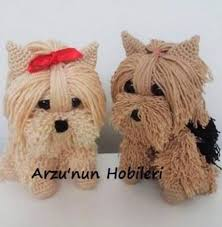 Crochet Dog Pattern Inspiration Free Crochet Yorkie Dog Pattern With Video The WHOot