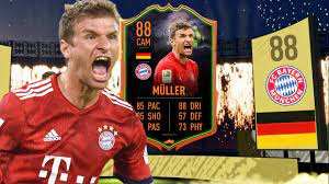 FIFA 20 | SCREAM 88 THOMAS MULLER PLAYER REVIEW ! Best Ultimate Scream Card  On FUT 20 ?! - YouTube