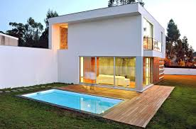Breathtaking Small Pool House Design SMALL HOUSES