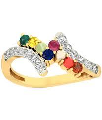 Tanishq Ring Size Chart The Tanishq Diamond Gemstone Ring 14kt Gold Wearyourshine