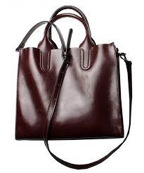leather designer handbags shoulder handbag
