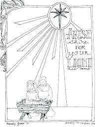 Advent Wreath Coloring Pages Printable Advent Ath Coloring Pages