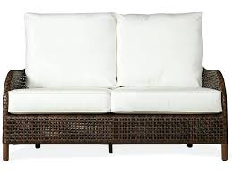 replacement cushions for loveseat seat back outdoor wicker