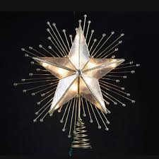 52 Best Ceramic Christmas Trees Images On Pinterest  Ceramic Christmas Tree Lighted Star