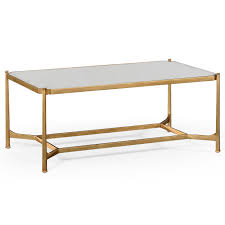 hollywood regency mirrored furniture. Jonathan Charles Furniture Hollywood Regency Gold Mirrored Coffee Table T