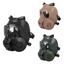 M40 Gas Mask Size Chart Us 12 24 31 Off M40 Single Fan Gas Mask Cs Filter Paintball Shooting Tactical Army Military Guard Airsoft Helmet Fma Capacetes De Motociclista In