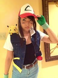pokemon ash ketchum teen costume