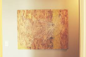 diy map string art with an industrial vibe string wall art throughout string map on diy string map wall art with photo gallery of string map wall art viewing 8 of 35 photos