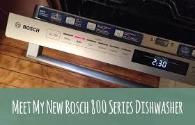 dishwasher reviews 2016. Bosch 800 Series Dishwasher Reviews 2016