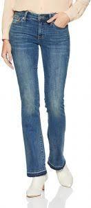 Lucky Brand Womens Mid Rise Sweet Boot Jean Wichita 31