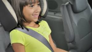 booster seats for aged children