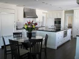White Kitchen Dark Floors Awesome Two Tone Color Of White Kitchen Cabinets With Dark Floors