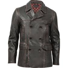 durango leather company the deacon jacket large