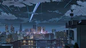 Cloud Comet Kimi No Na Wa. 4K HD Your ...
