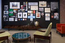 magnetic paint gallery wall