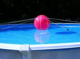 Pool Tree Winter Cover support system for above ground round pools